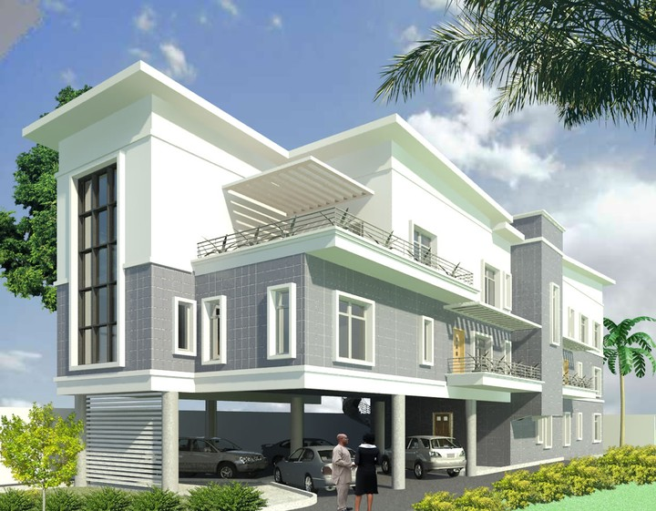 Contemporary Architectural Design - Properties - Nigeria
