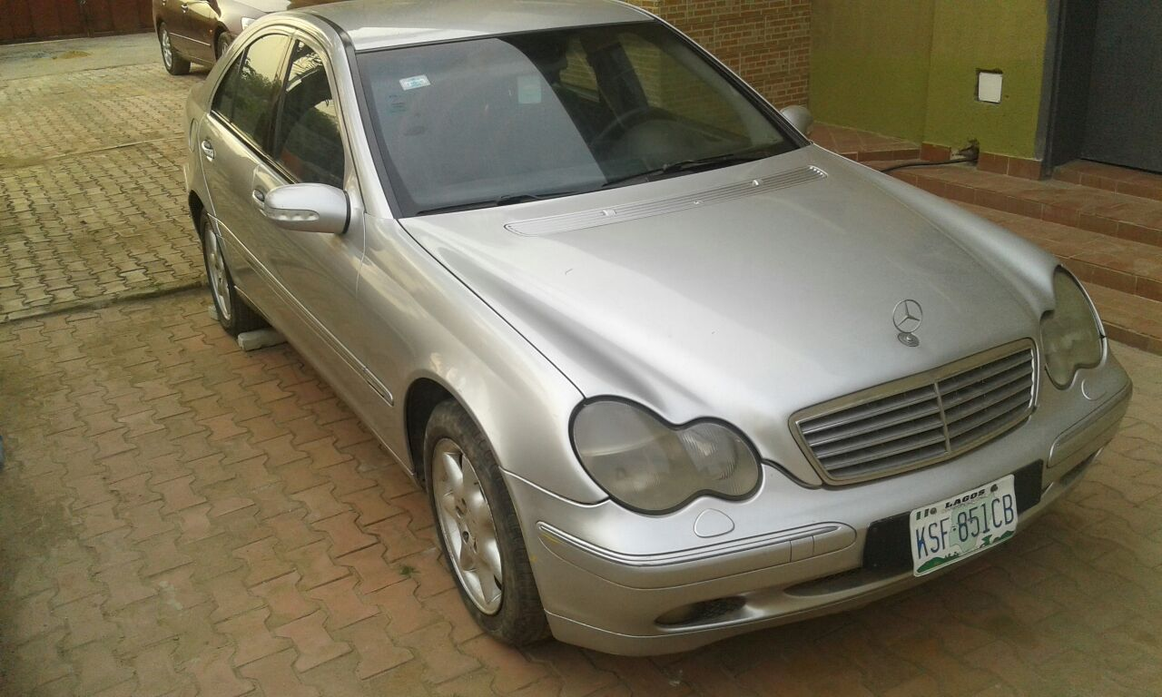 Clean mercedes benz c240 at a giveaway price autos nigeria for Mercedes benz c240 price
