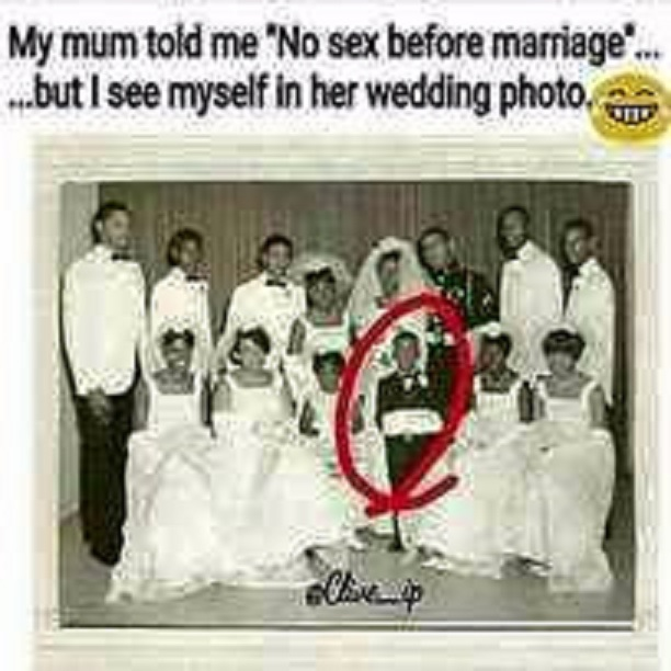 Married but no sex