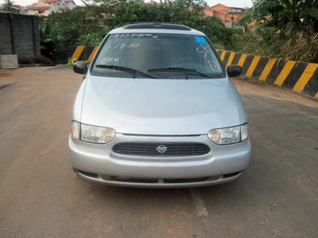 2000 Nissan Quest Space Bus Newly Arrival