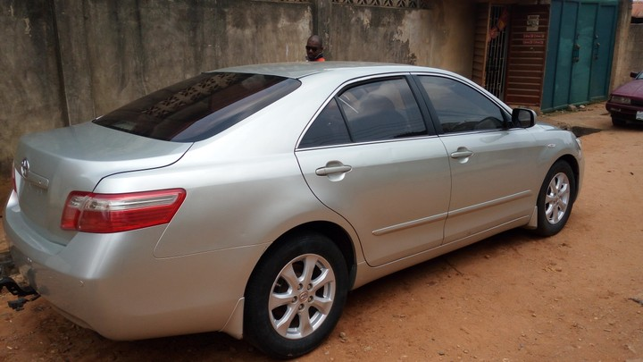 toyota camry 2010 model for sale autos nigeria. Black Bedroom Furniture Sets. Home Design Ideas