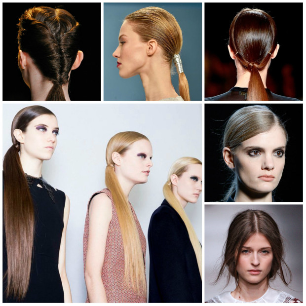 Stupendous Change Your Hair Style With Ponytail Extensions Fashion Nigeria Short Hairstyles Gunalazisus