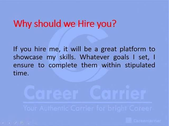Elegant Interview Questions And Their Best Possible Answers   Jobs/Vacancies    Nairaland  Best Interview Answers