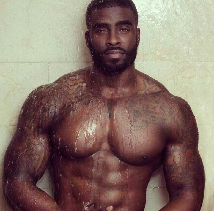Sexy light skinned black men-3606