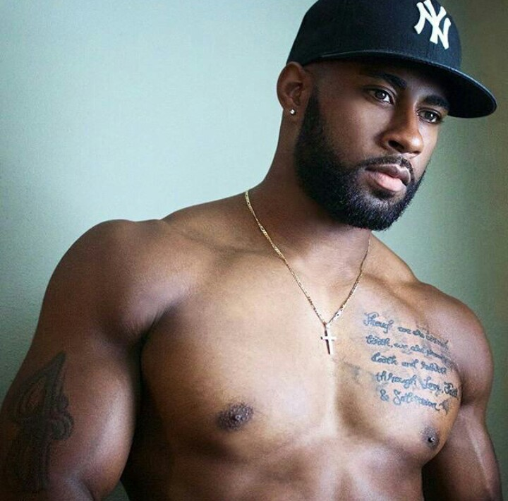 Sexy Light Skinned Black Men 89