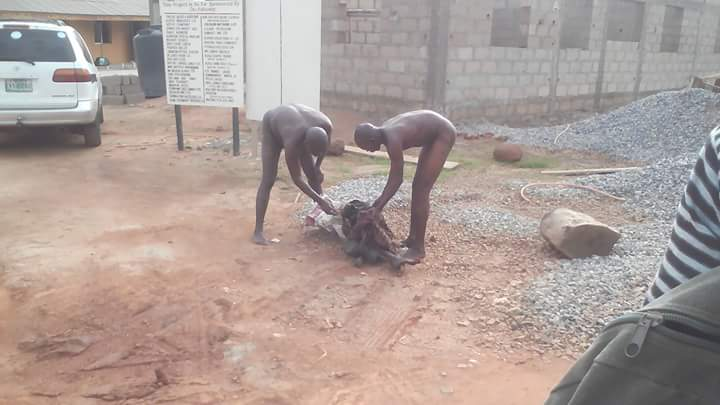 Money ritual: Man, friend arrested with human parts in Ogun