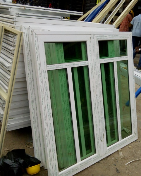 Professional aluminum company in nigeria properties for Door design nigeria