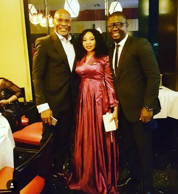 Photos From Mabel Makuns Birthday Dinner - Celebrities