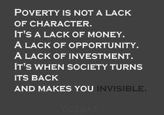 Quotes About Poverty Some Quotes On Corruption Governance Leadership Poverty And