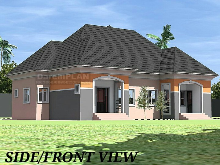 WORKS OF A NAIRALAND ARCHITECT - Properties (4) - Nigeria
