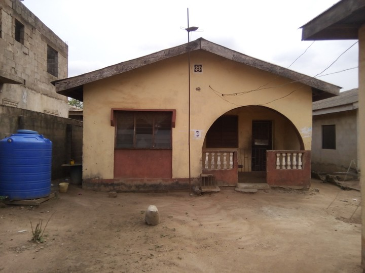 3 Bedroom Flat On Half Plot For Sale @4.5m - Properties ...