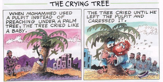 the crying tree book