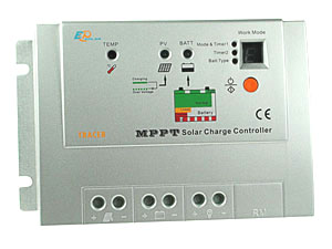 Solar Charge Controller - solar panel and inverter