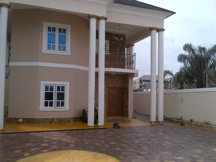 How To Construct Concrete Facial For Your Parapet Roof Project Properties Nigeria