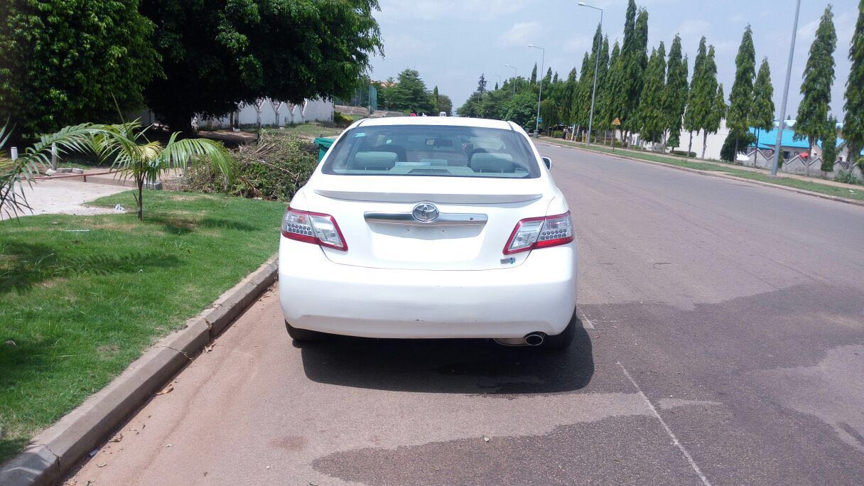 toks toyota camry 2010 for sale abuja autos nigeria. Black Bedroom Furniture Sets. Home Design Ideas