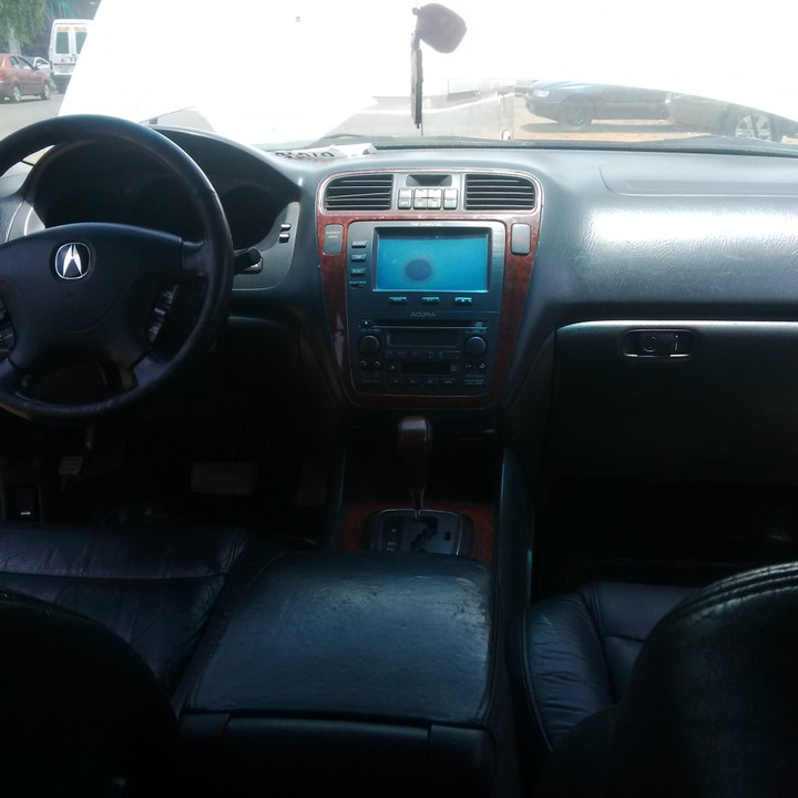 Registered Acura MDX (first Body)