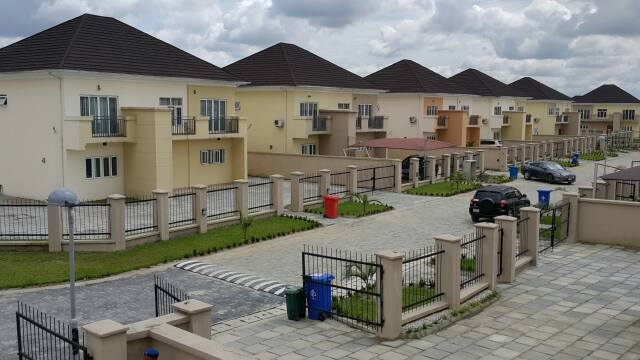Portharcourt properties land houses warehouse office for Apartment plans in nigeria