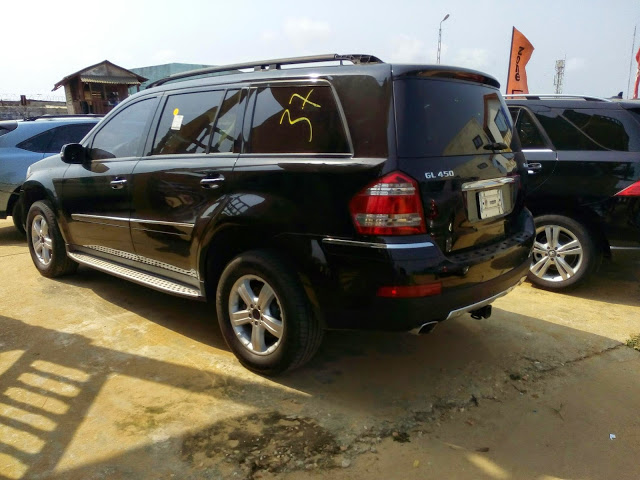 Tokunbo 2008 mercedes benz gl450 for sale autos nigeria for Mercedes benz 2008 gl450 for sale