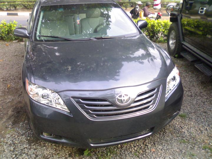 2008 toyota camry le leather seats v6 autos nigeria. Black Bedroom Furniture Sets. Home Design Ideas