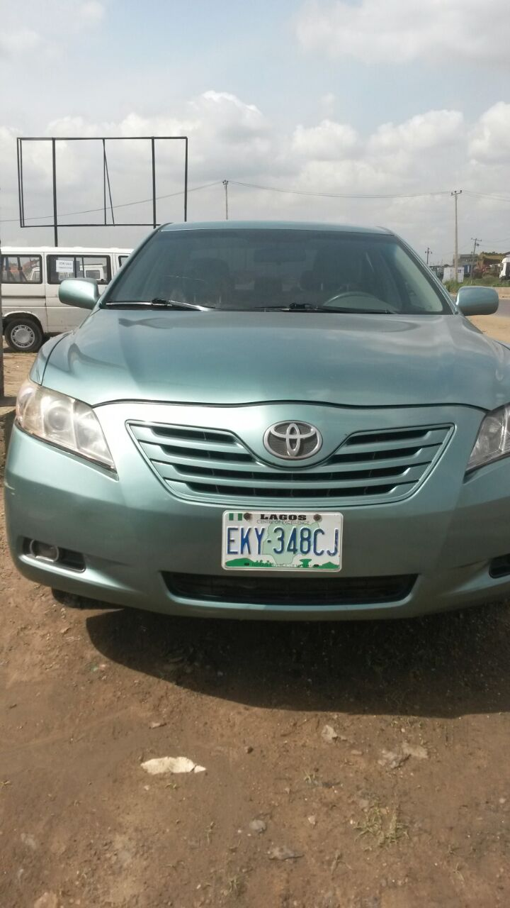 sold sold 2008 toyota camry for sale upgraded to 2011 version price is autos nigeria. Black Bedroom Furniture Sets. Home Design Ideas