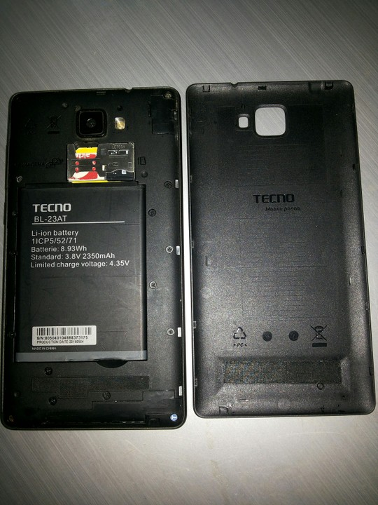 8gb Used Tecno Y6 For Sale In Owerri Call If Interested