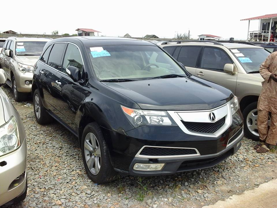 2011 acura mdx going for sale see pix 08187022943. Black Bedroom Furniture Sets. Home Design Ideas