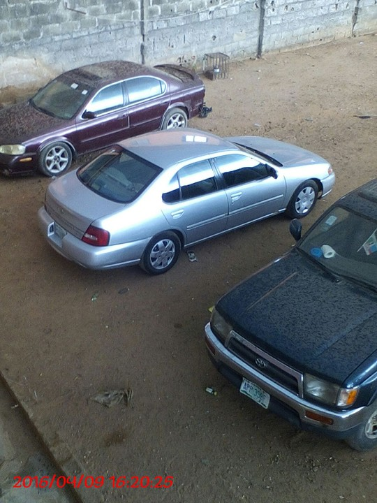 Nissan Altima 2000 Model For Sale At Agege Ogba Lagos
