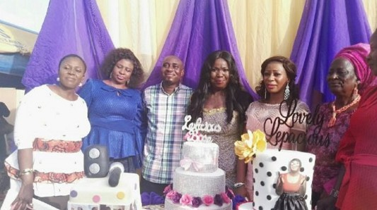 Photos From Comedian Lepacious Bose's Birthday Party - Celebrities