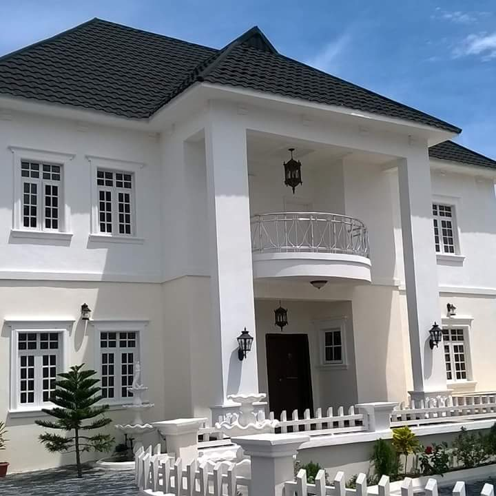 Charmant 5 Bedroom Duplex Well Finished With Swimming Pool For Sale   Properties    Nairaland