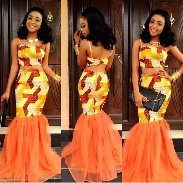 African ladies dresses fashion 90