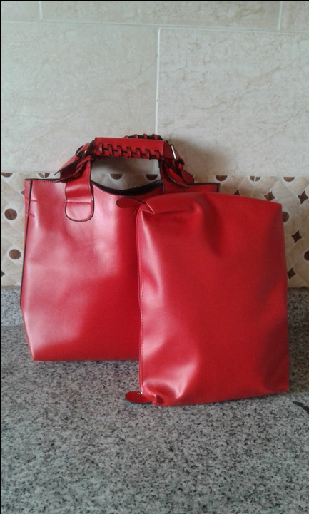 Bonanza sales on 2 in 1 PU Leather Bag now selling at a