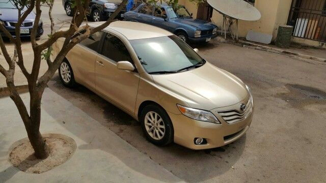 Toyota Camry Muscle Vs Honda Accord Evil Spirit Car Talk Nigeria