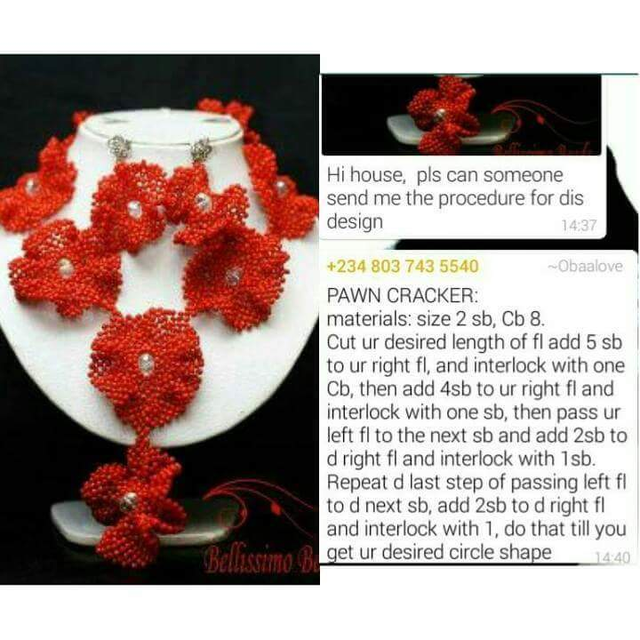 Learn Bead Making For Free(interactive Classs) - Fashion (3) - Nigeria