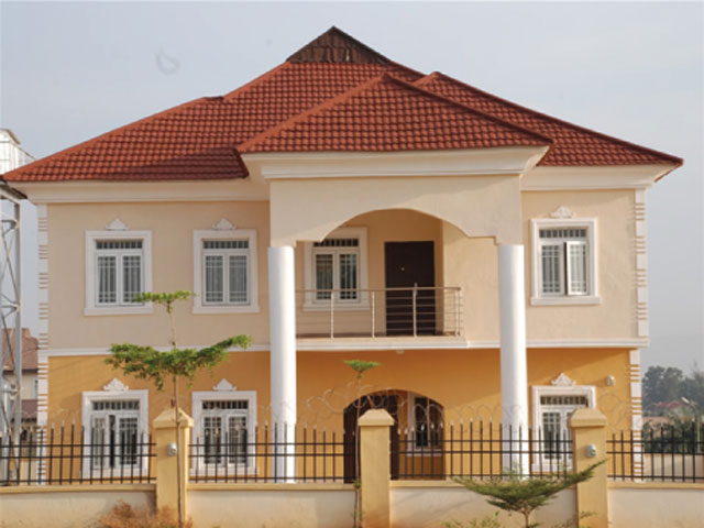 Cost of building a house in nigeria properties 19 for Duplex building prices