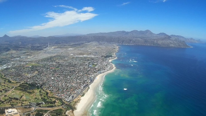 trip to south africa essay