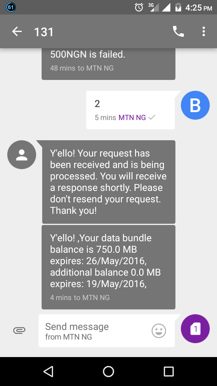 MTN Warm Welcome 2new Month By Introducing 2 New Data Plans -1 3GB