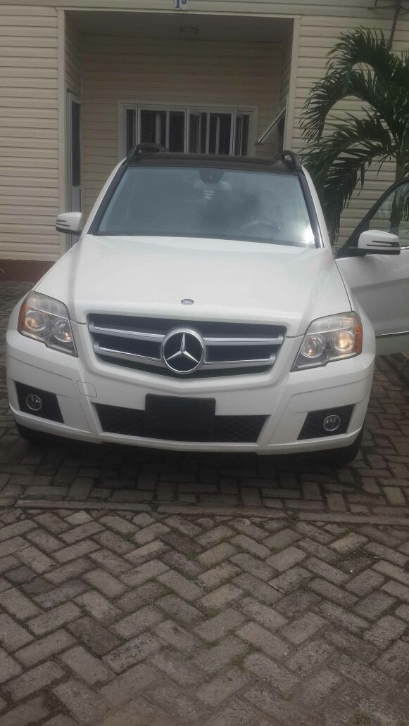 Lagos cleared fresh tokunbo 2011 mercedes benz glk 350 for Mercedes benz inspection cost