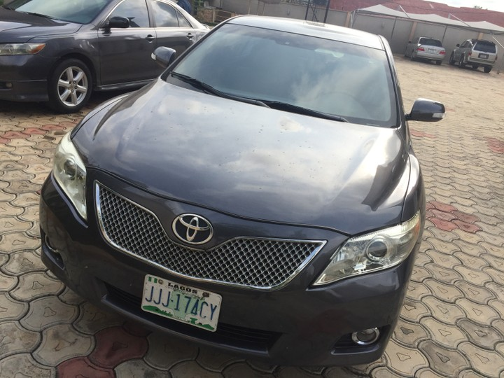 2008 toyota camry used autos nigeria. Black Bedroom Furniture Sets. Home Design Ideas