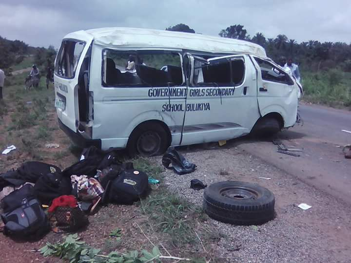 (Photo) Students Representing Kano In A Quiz Die In Fatal Accident.