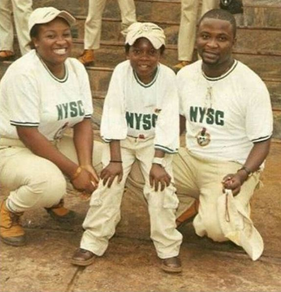 Actor Chinedu Ikedieze(aki) Shares A Picture During His