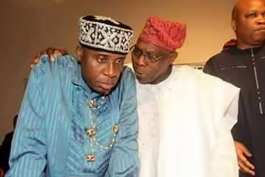 "OBJ's ""Missing $20 Billion"" Letter To Jonathan Was Leaked By Amaechi – Emir Sanusi"