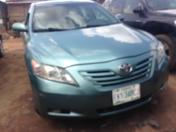 toyota camry 2008 upgraded to 2010 autos nigeria. Black Bedroom Furniture Sets. Home Design Ideas