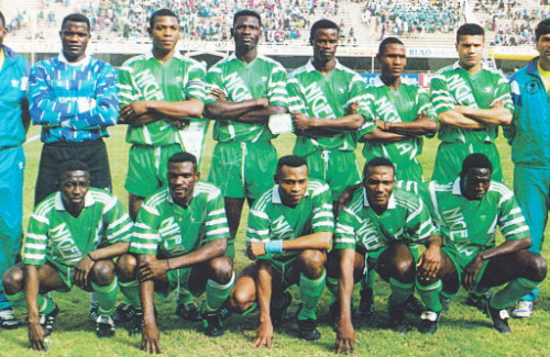 Former Green Eagles' defender, Ogbein Fawole, dies at 58