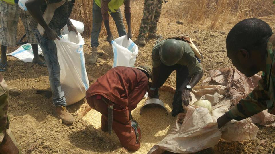 Boko Haram Runs Out Of Food, Some Surrender, Army Arrests Their Fuel Suppliers (See Photos)