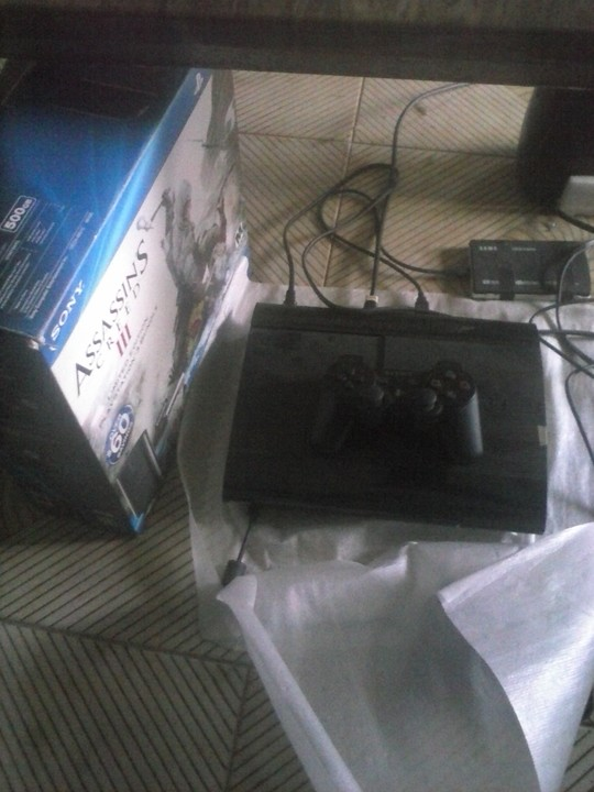 Ps3 With Cobra ODE Hack And 28 Games  - Video Games And