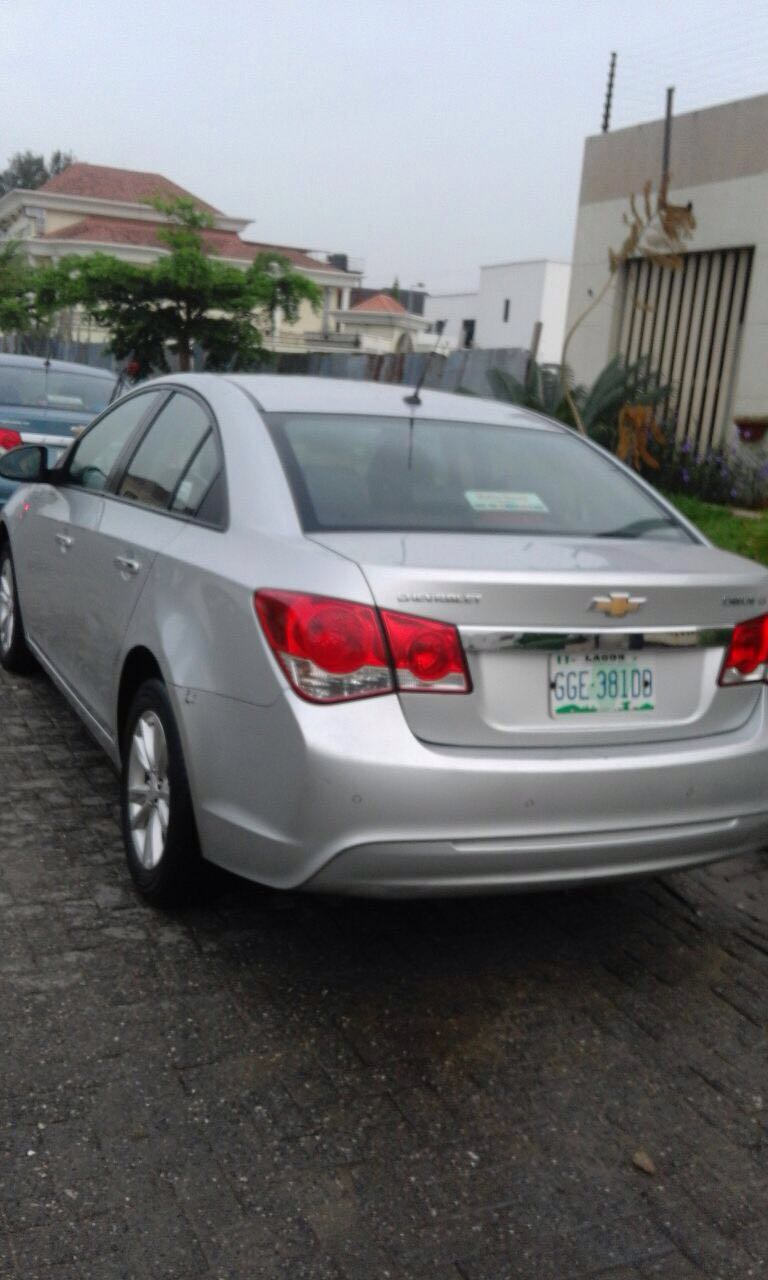 chevrolet cruz used 2014 bugh by brand new car autos nigeria. Black Bedroom Furniture Sets. Home Design Ideas