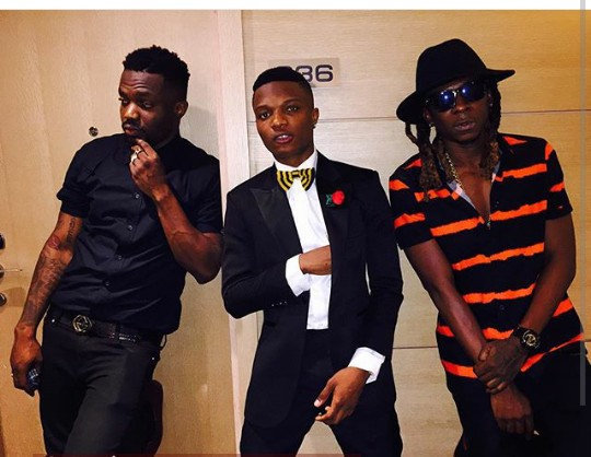 Wizkid Signs Ghanaian Artistes EFYA, R2bees, Mr. Eazi To Starboy Records