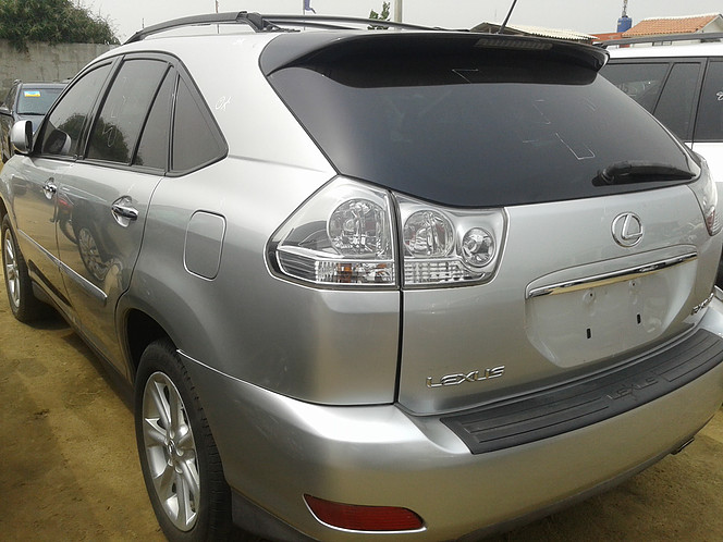 2005 lexus rx330 naira cotonou price autos. Black Bedroom Furniture Sets. Home Design Ideas