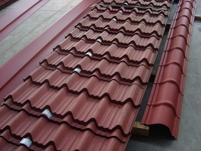 See These Aluminium Roofing Sheets Of High Performances