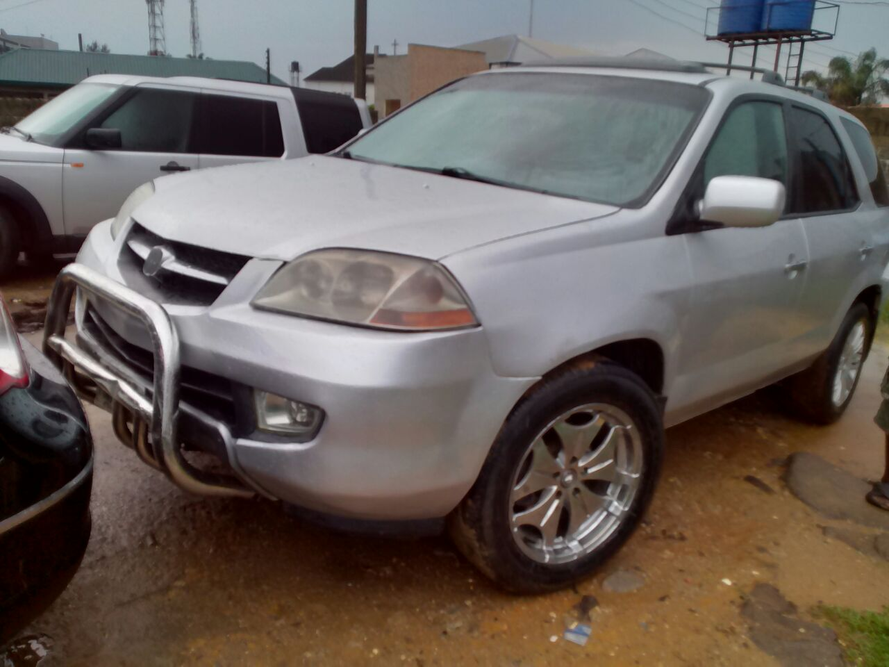 Registered Acura Mdx For Cheap Sale In PHC Autos Nigeria - Cheap acura for sale